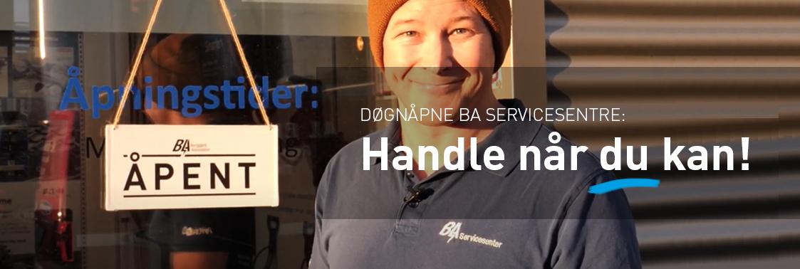 Forsidebanner – Apne BA Servicesenter